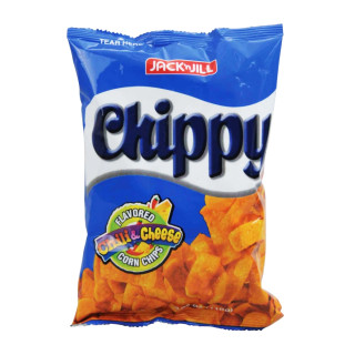 JacknJill - Chippy Chilli & Cheese Mais-Chips 110 g