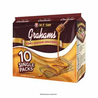 M.Y.San - Grahams Honig-Cracker 200 g