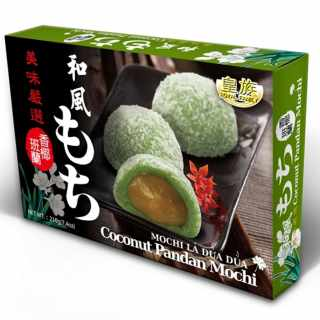 Royal Family - Mochi mit Kokosnuss & Pandan 210 g