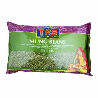 TRS - Mungbohnen (Moong whole) 2 kg