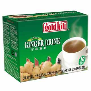 Gold Kili - Ginger-Drink 180 g