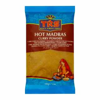 TRS - Scharfes Curry-Pulver (Madras) 100 g