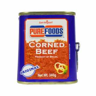 Pure Foods - Original Corned Beef 340 g