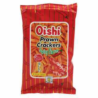 Oishi - Ganelenchips scharf 60 g