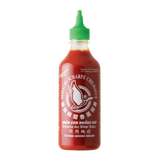 Flying Goose - Scharfe Srirachasauce 455 ml