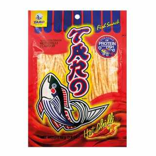 Taro - Fisch-Snack Hot Chilli 52 g