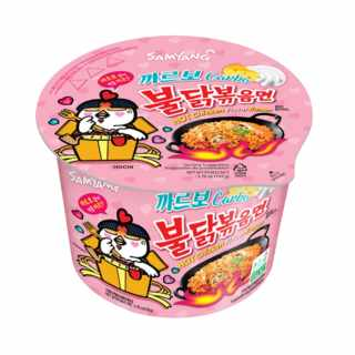 Samyang - Hot Chicken Ramen Carbo Big Bowl Käse & Sahne 105 g