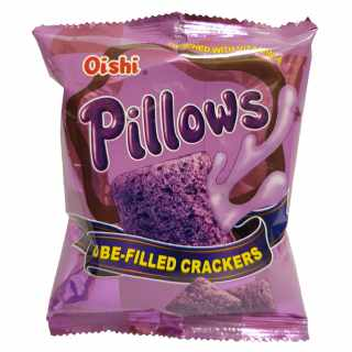 Oishi - Ube Cracker 38g
